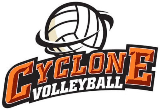 cycloen volleyball logo